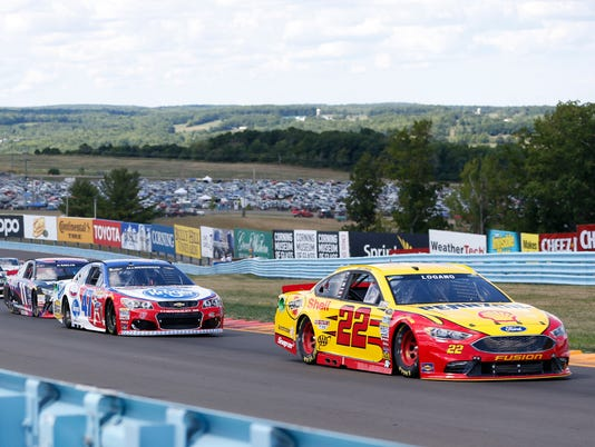 NASCAR: Cheez-It 355 at The Glen