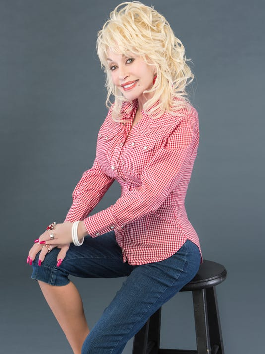 Dolly Parton's new album is all about love