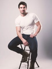 Steve Grand will perform Oct. 28, 2016, at Center Stage