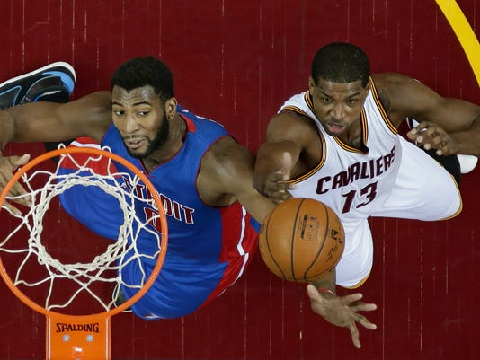 Andre Drummond, Tristan Thompson