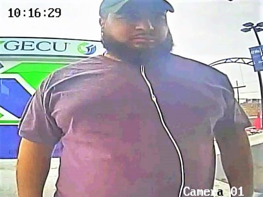 Man suspected of using cloned ATM cards at GECU.