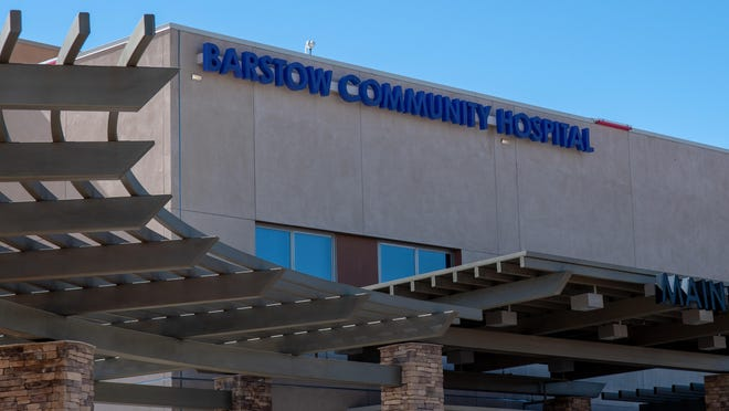 Barstow Community Hospital, in conjunction with Borrego Health, will conduct drive-up coronavirus testing on Wednesday, Aug. 12, 2020.