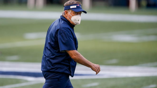 Patriots players are rallying around coach Bill Belichick for how he is handling the team's situation during the pandemic.