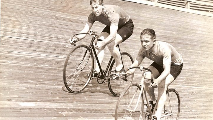 New Jersey was once the world center of cycling