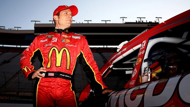 Jamie McMurray will clinch his first Chase for the Sprint Cup berth when he starts Saturday night's race at Richmond.