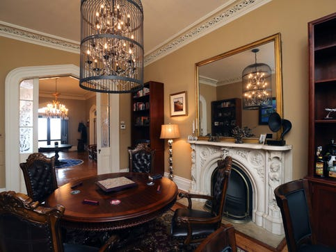 The Hand Mansion in South Nyack sold for $1.72M