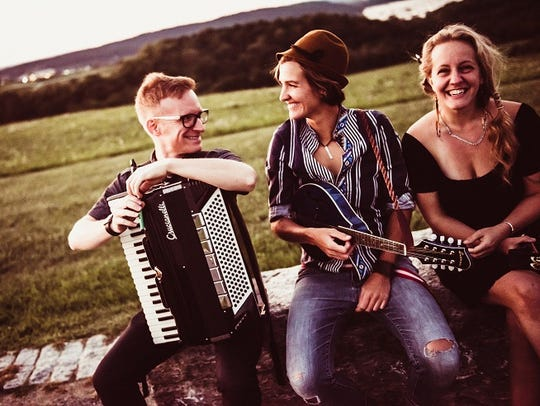 Harrisburg-area band, Indian Summer Jars, will compete in the Emerging Artist Showcase Saturday, July 28, at the Susquehanna Folk Festival, in Warrington Township.