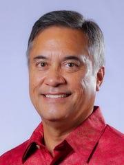 Former Gov. Felix P. Camacho