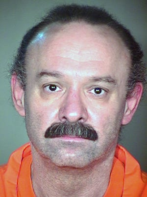 Joseph Wood, 55, was executed in July 2014 for the 1989 murders of his ex-girlfriend, Debra Dietz, and her father, Eugene Dietz, at the Tucson auto body shop where they worked.