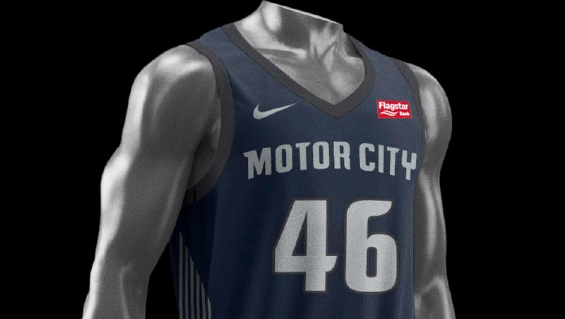 factory authentic 1a829 60459 Check out the Detroit Pistons' new City Edition jersey!