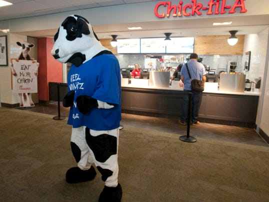 Chick -fil-A Airport Opening