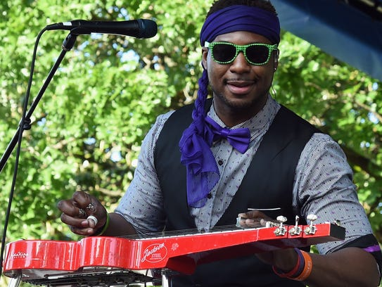 Robert Randolph and the Family Band are coming to Asbury