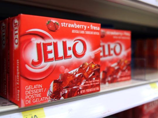 Jell-O Flop
