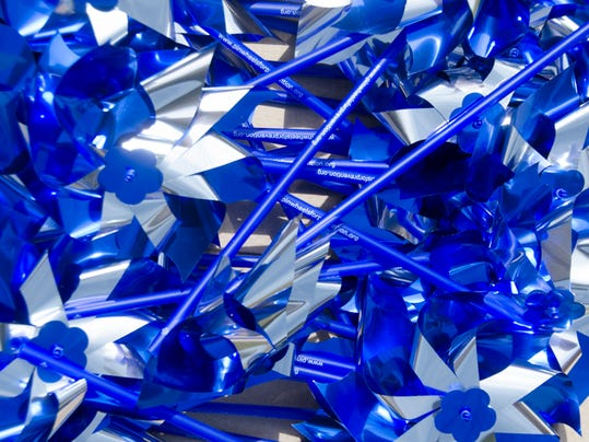 Pinwheels for Provention