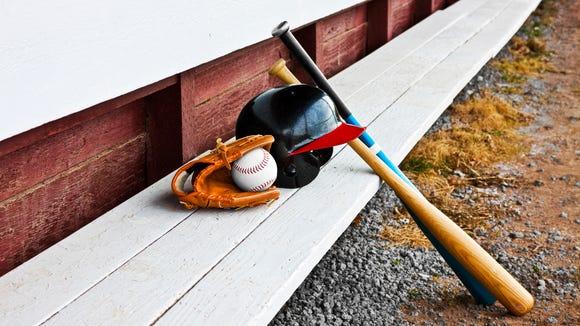 softball equipment istock