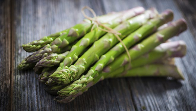 Try roasting asparagus and serving with pine nuts and parmesan.
