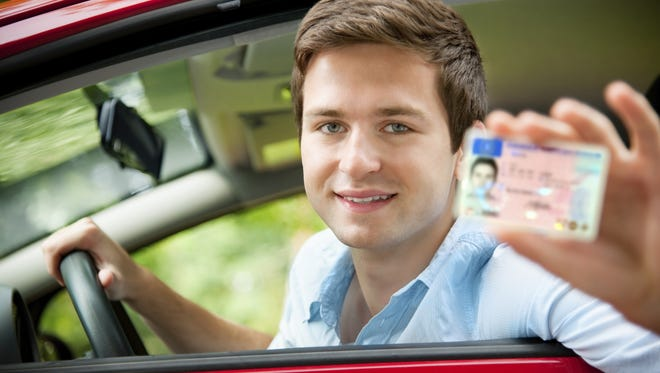 Getting a driver's license is a big step.