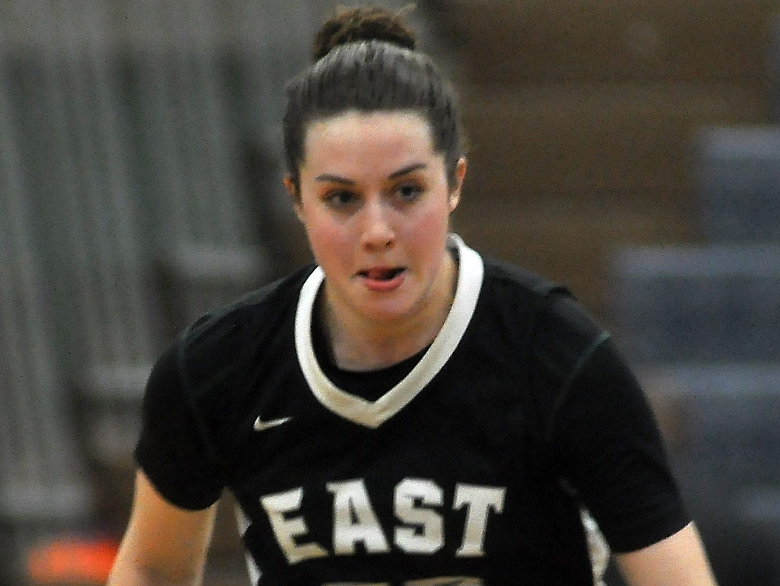 South Lyon East's Gabi Bird rewrote the school record books and finished her career at the 2015 All-Area Player of the Year.