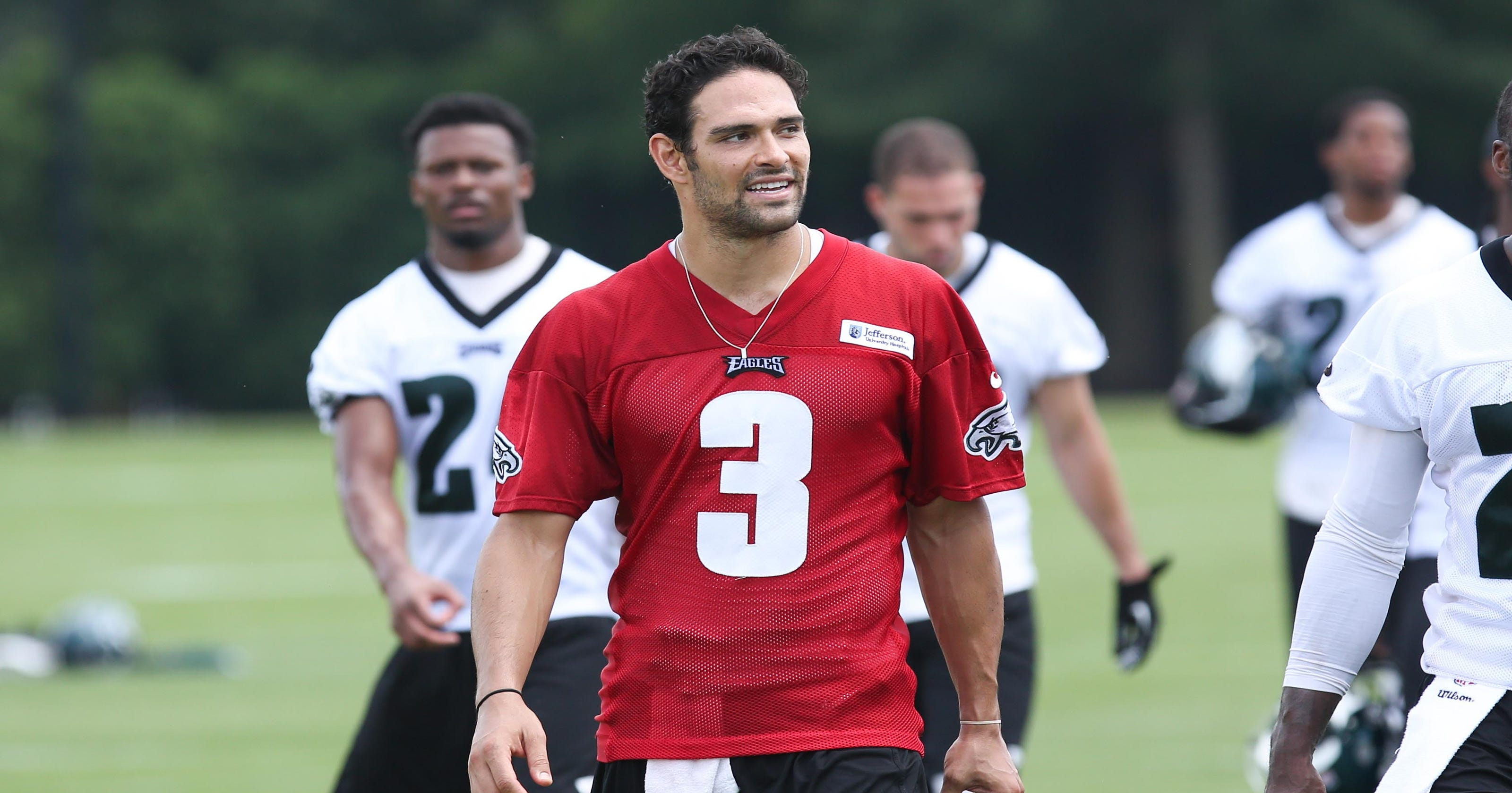 721fea1a0d9 Mark Sanchez looks to revive career with Eagles