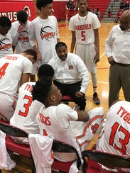 Mansfield Senior coach and Tyger legend Marquis Sykes