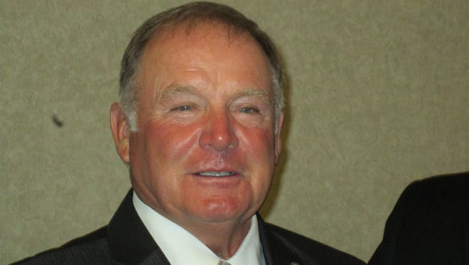 House District 68 Republicans chose Dearborn County Councilman Randall J. Lyness on Thursday, Oct. 22, 2015, to fill the unexpired term of former state Rep. Jud McMillin.