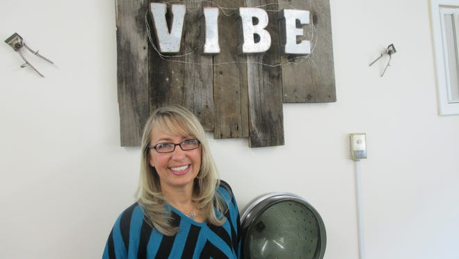 Fran Rose has opened a new beauty salon in Van Etten called Vibe Hair Studio.