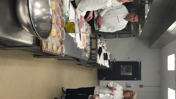 Cooking classes help home cooks tackle new recipes and  useful techniques at Rastelli's.
