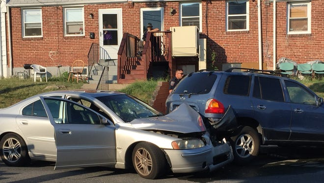 Wilmington Police were at the scene of a shots fired incident Friday in the 800 block of E. 27th St.