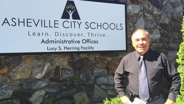 'Voice' of Asheville schools to retire