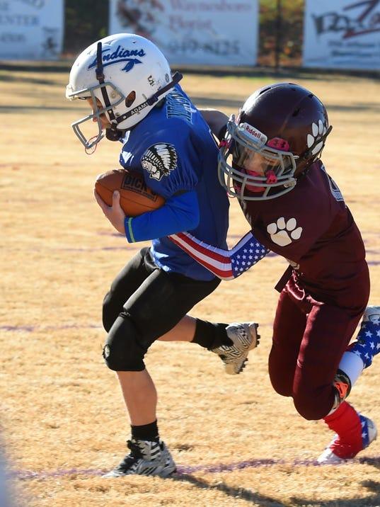 Augusta County Quarterback Club Super Bowls