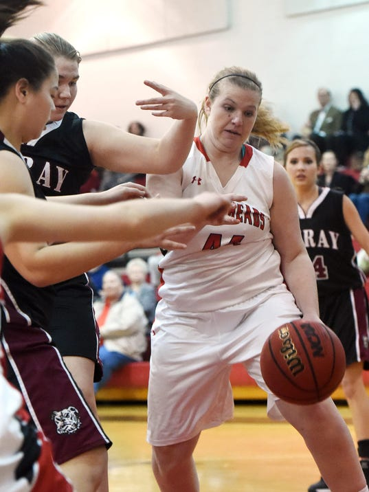 Luray vs. Riverheads - Conference 44 semifinals