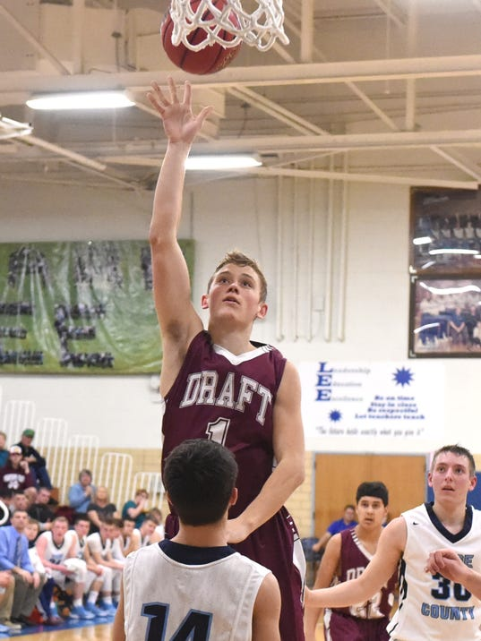 Stuarts Draft vs. Page Co. Conference 36 consolation game