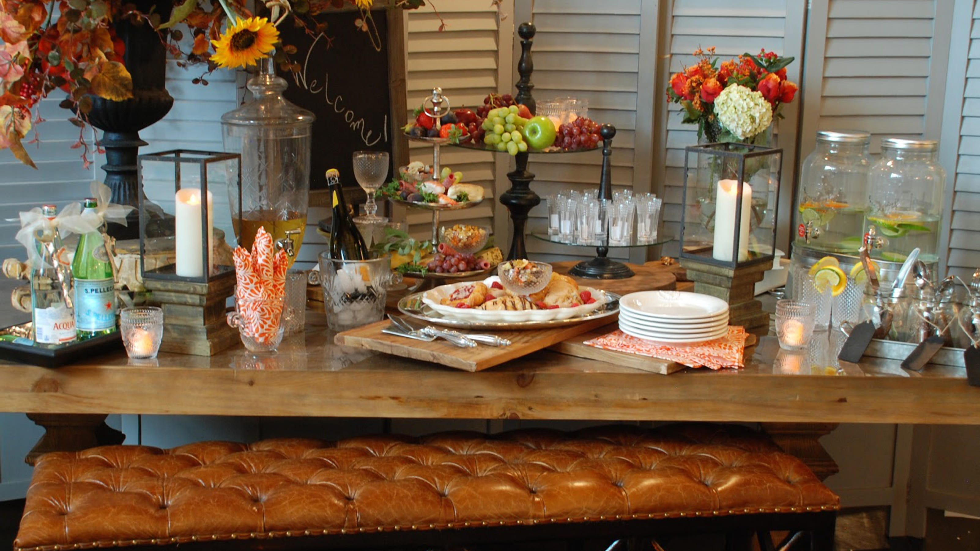 Style how to make a stunning appetizer display for Appetizers to make at home