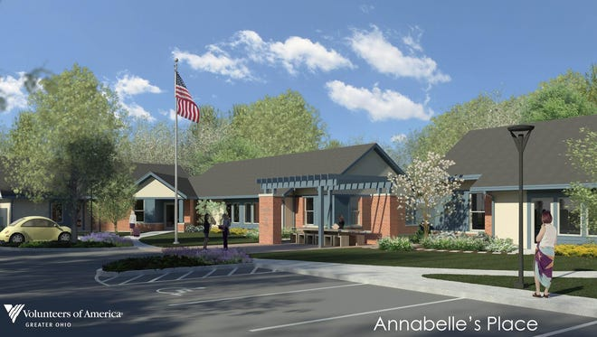 Annabelle's Place, a new development for women veterans, coming to North College Hill.
