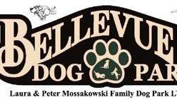 Logo for planned dog park in Bellevue