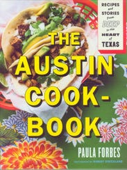 """""""The Austin Cookbook: Recipes and Stories from Deep"""