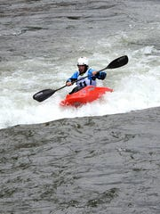 Images from the annual Reno River Festival showing