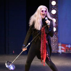 Rocky Horror Show returns to Roxy Regional Theatre