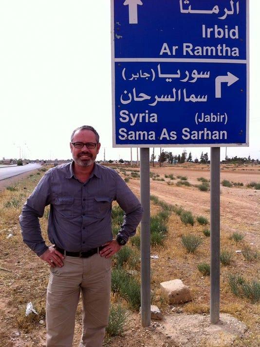 Dean Rice Syria