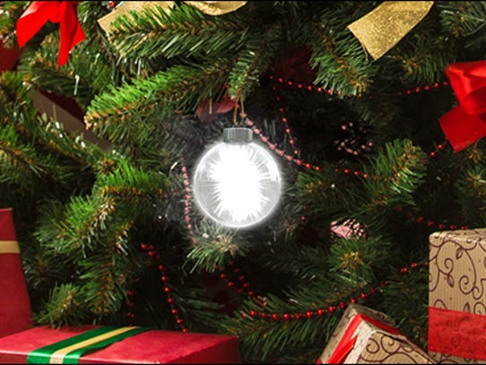 Deck The Halls With Hightech Holiday Lights