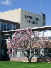 Silver Lake College campus in Manitowoc.