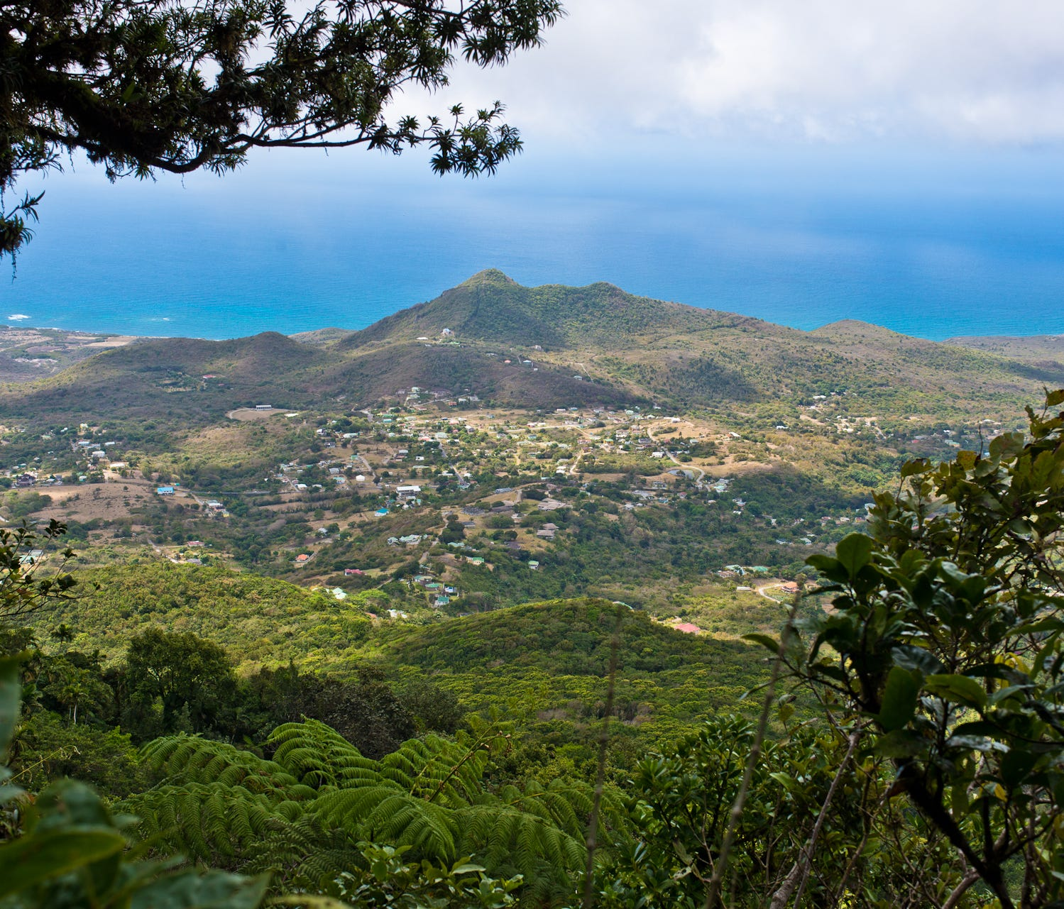 For an exhilarating mountain high, Nevis Adventure Tours offers