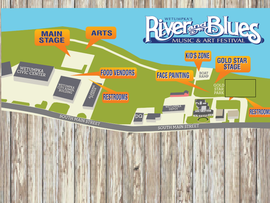 River and Blues Music & Art Festival