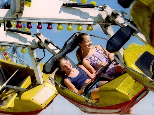 The Sherburne County Fair runs July 20-23 in Elk River.