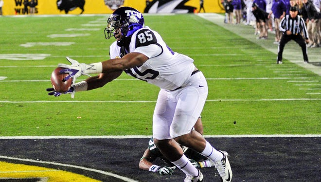TCU has the talent to win the Big 12 but might need another year to reach its full potential.