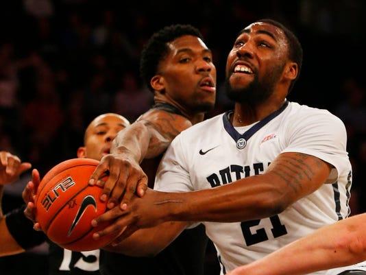 NCAA Basketball: Big East Tournament-Xavier vs Butler