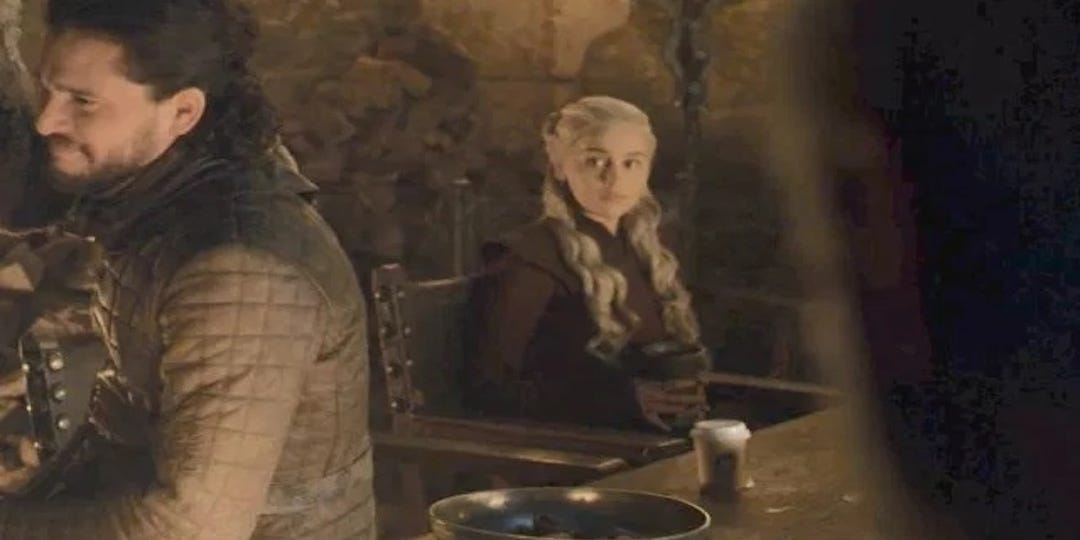 Game Of Thrones Starbucks Cup Worth Billions In Free Advertising