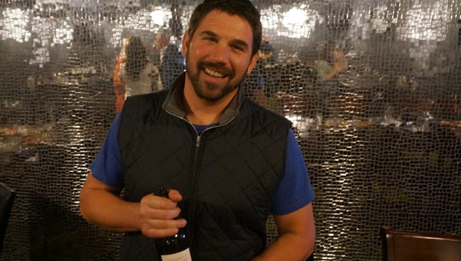 """Winemaker Clay Mauritson calls his Dry Creek cabernet """"our best kept secret."""""""