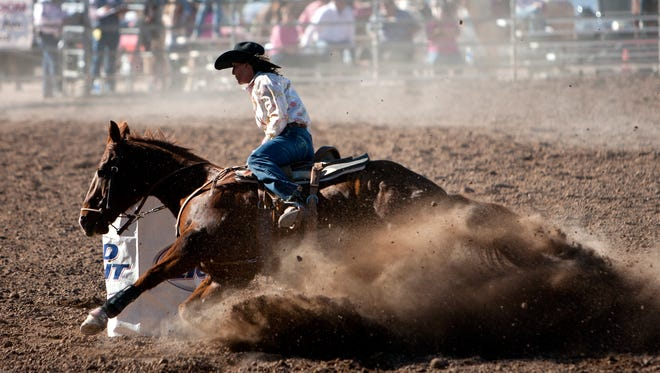 Five hundred cowgirls and boys are signed up for the 51st annual Lost Dutchman Days rodeo.
