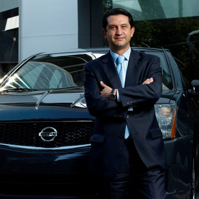 Meet the driving force behind Nissan's North American push